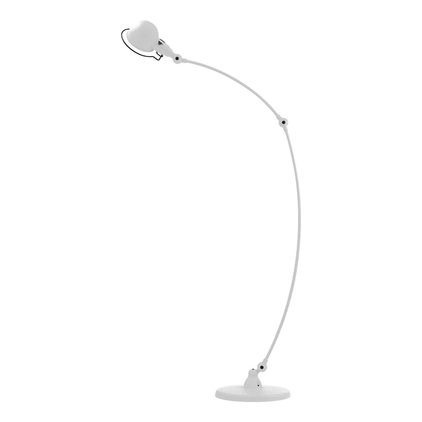 Jieldé Signal SIC843 lampadaire, gris argenté
