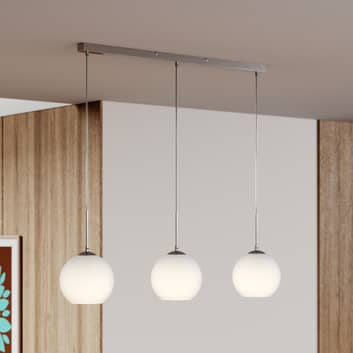Lindby smart LED-hänglampan Morrigan, app-driven