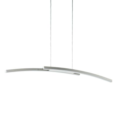 EGLO connect Fraioli-C závesné LED svetlo ohnuté