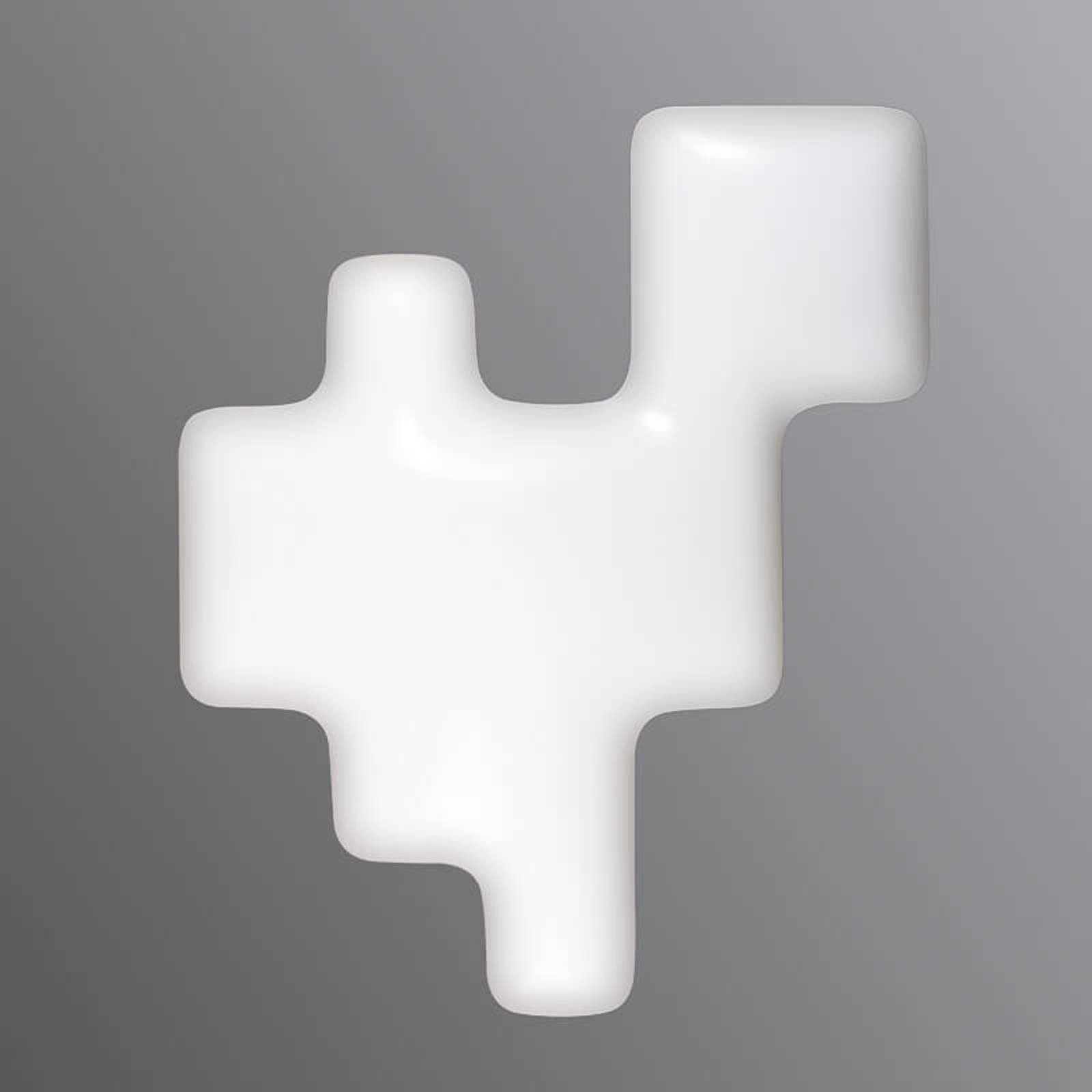 Kundalini Pixel - individuelle Wandleuchte