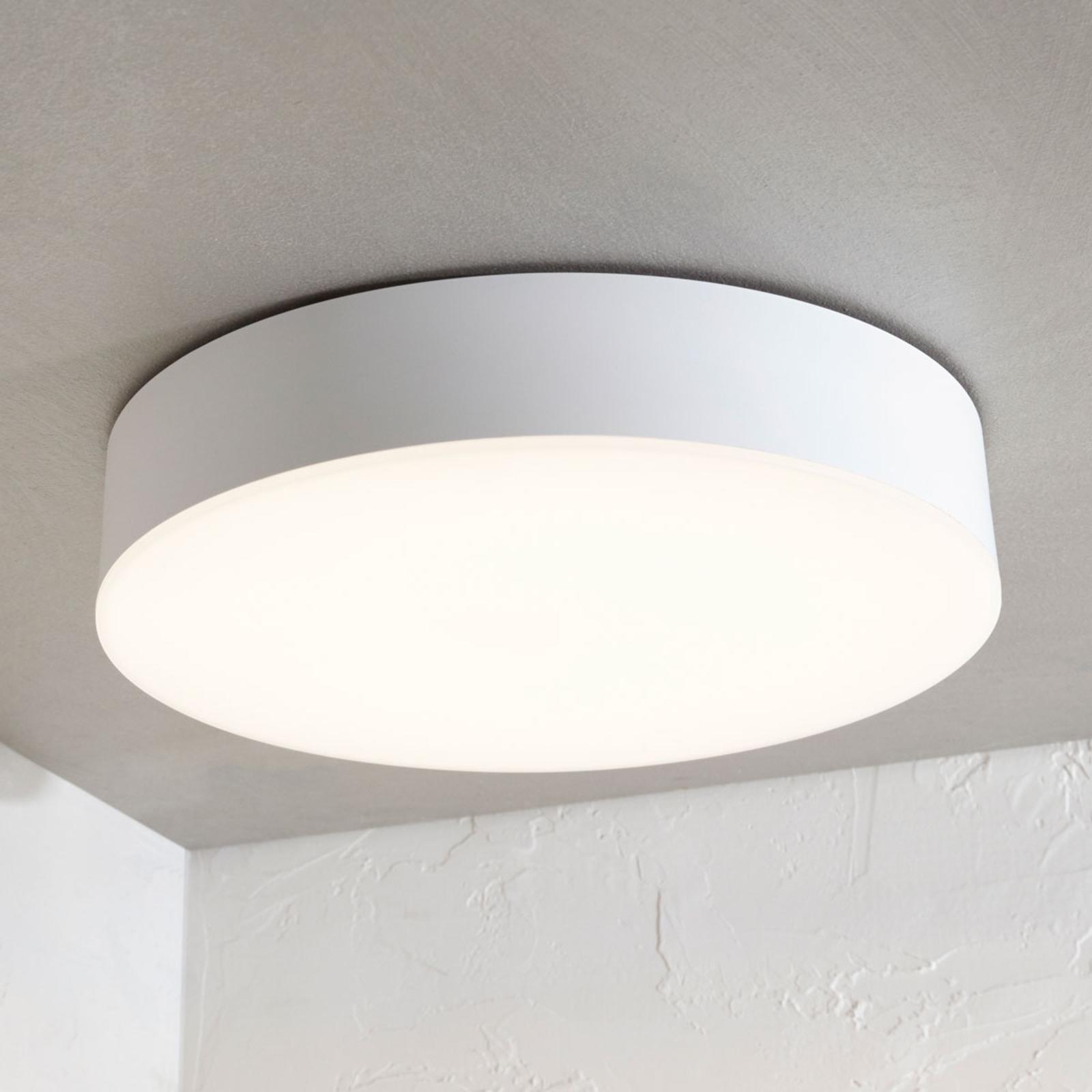 Lampa sufitowa LED Lahja, IP65, biała