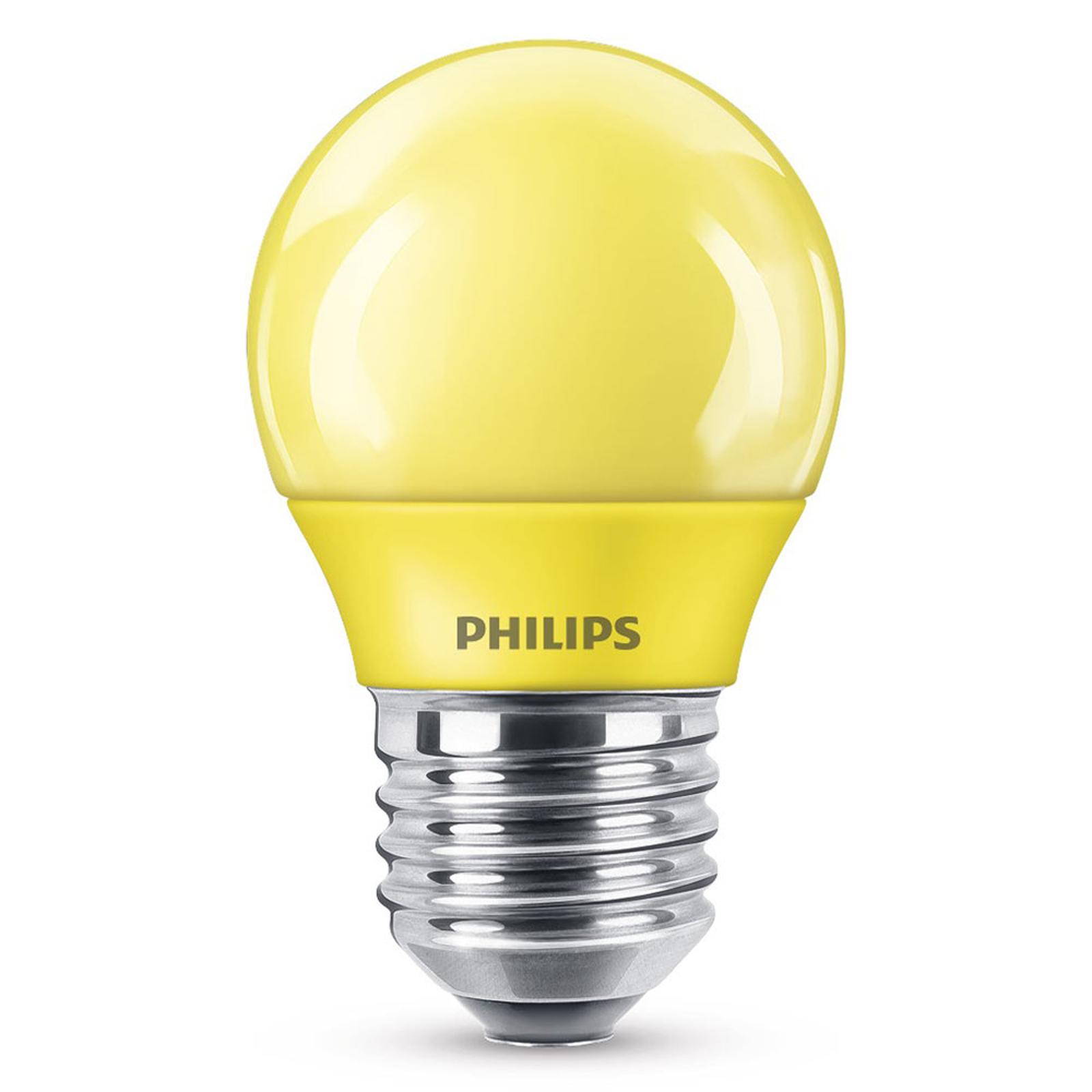 E27 P45 lampadina LED 3,1W, giallo
