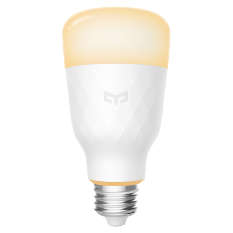 Yeelight Smart LED-pære E27 1S 8,5W, dæmpbar