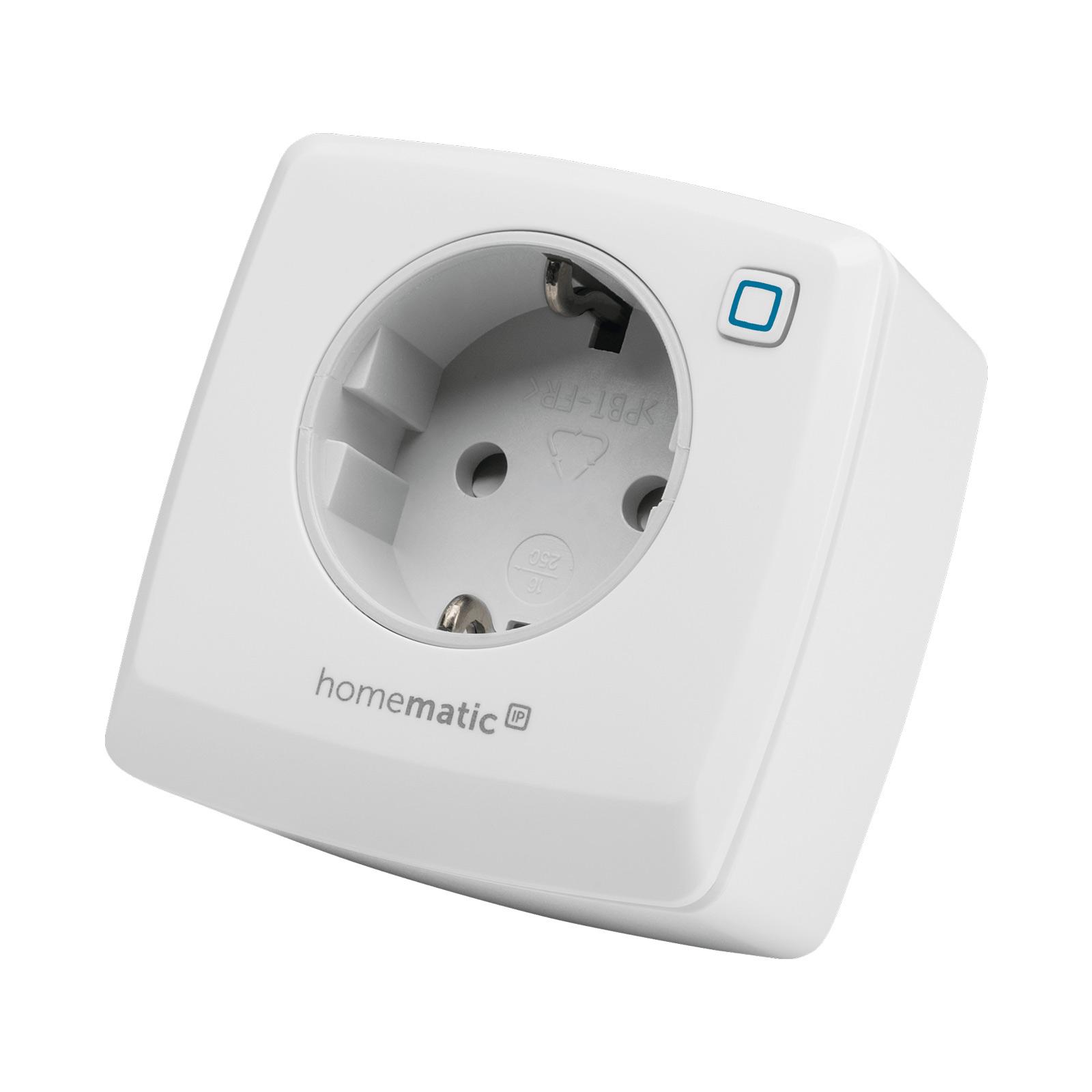 Homematic IP kytkentäpistorasia EUR