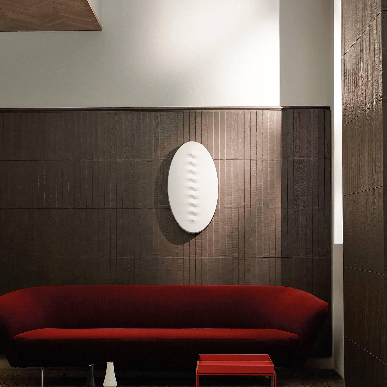 Foscarini Superficie media LED-Wandleuchte, 46 cm