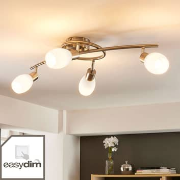 Lampada LED da soffitto Arda dimmerabile