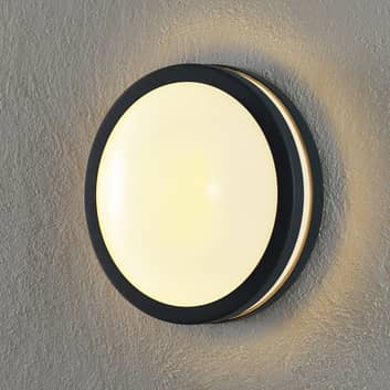 EGLO connect Locana-C LED-Außenwandlampe