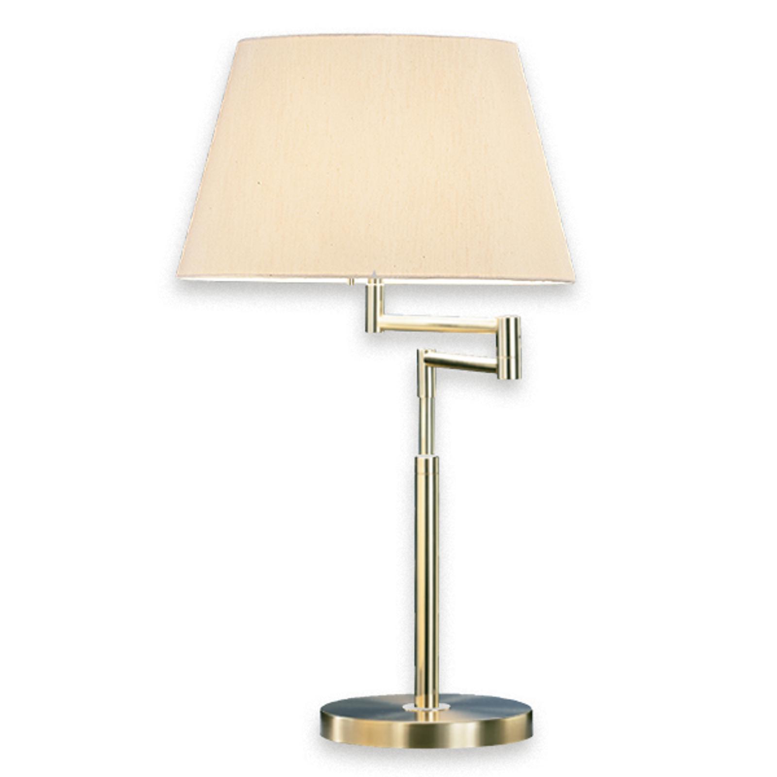 Lampe à poser LORD MINI laiton mat