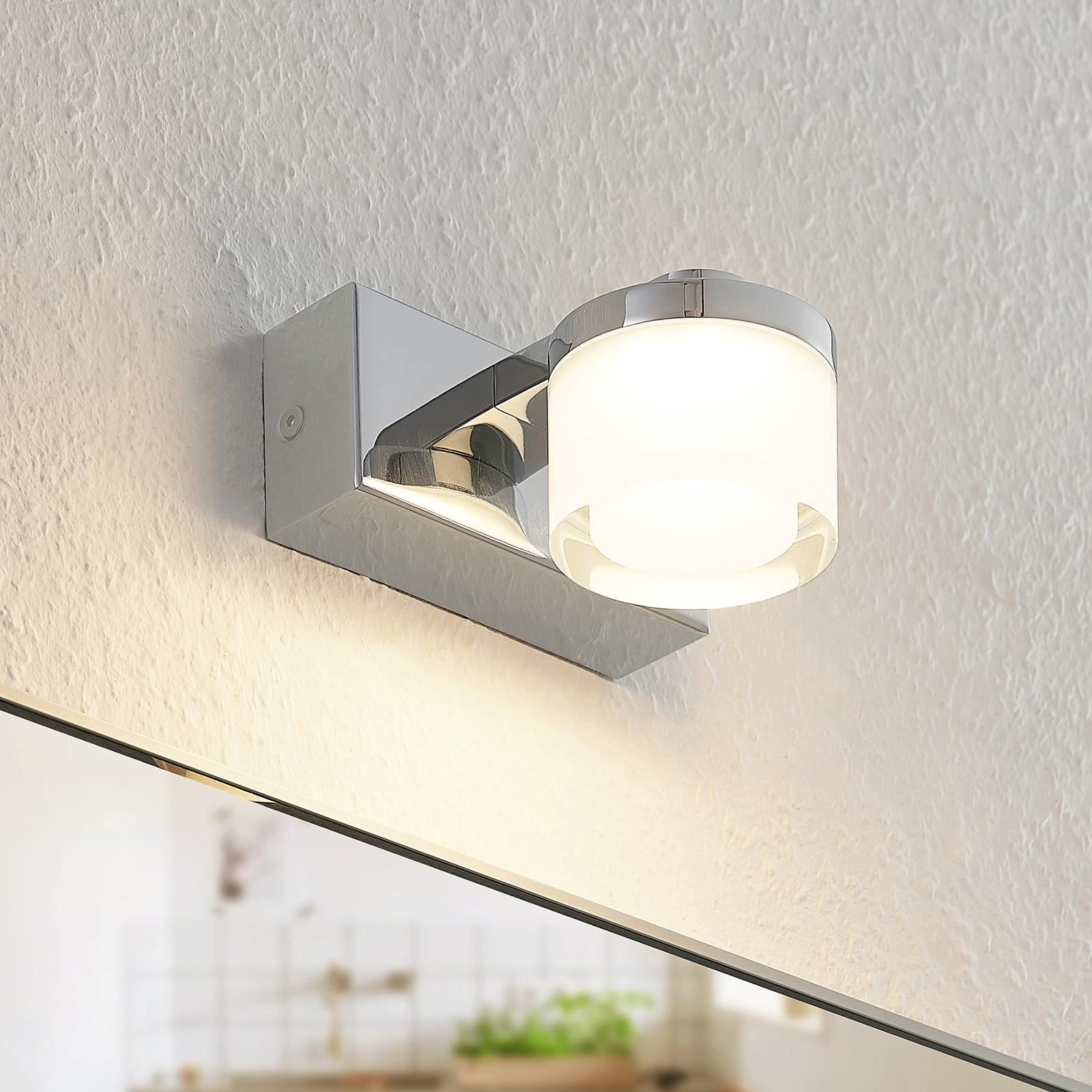 Arcchio Kejan LED wandlamp, IP44, 1-lamp