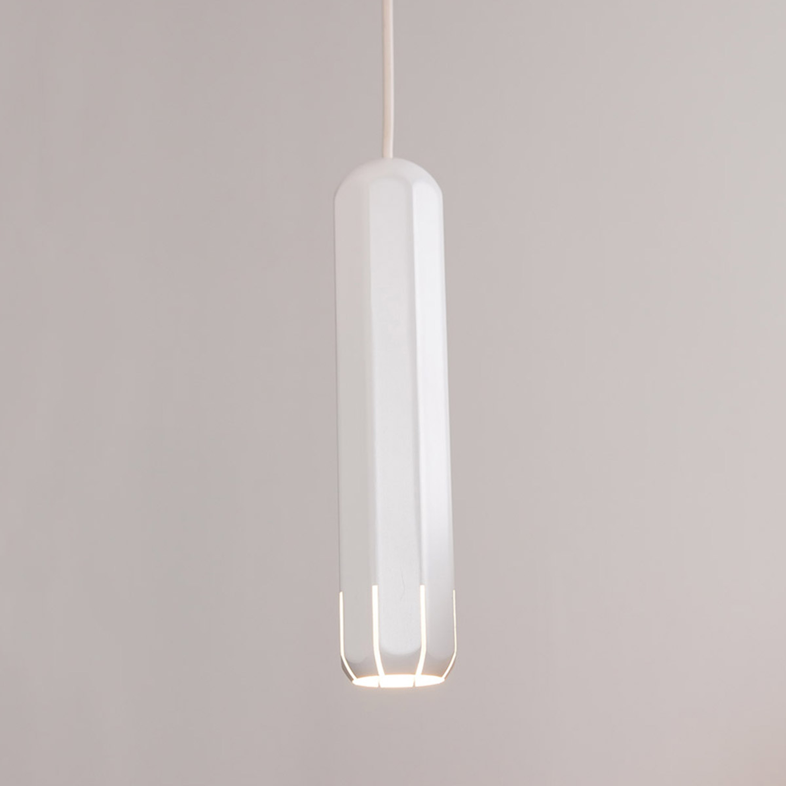 Innermost Brixton spot 20 LED hanglamp, wit