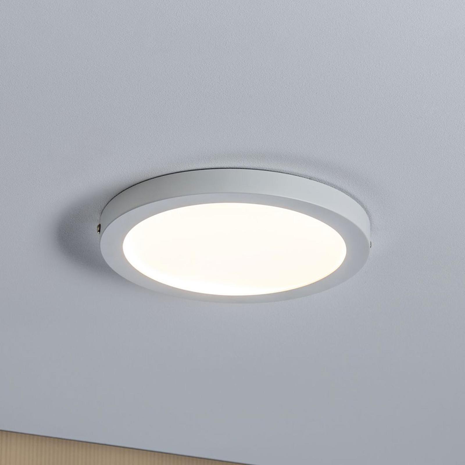 Paulmann Atria lampa sufitowa LED Ø22cm biała