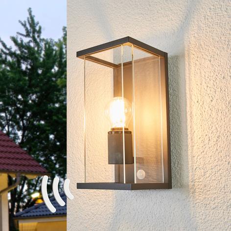 Bewegungsmelder-Außenwandlampe Annalea