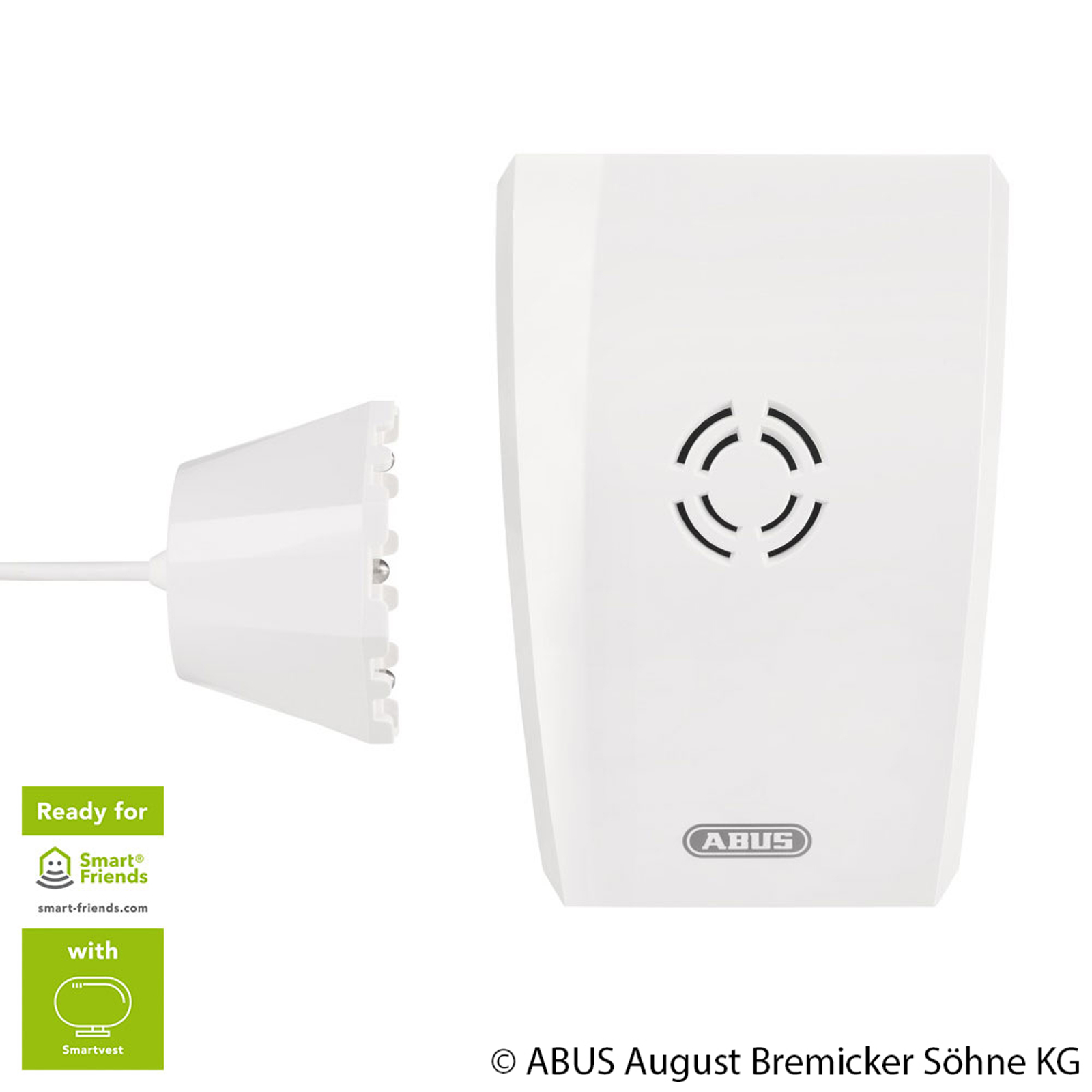 ABUS Smartvest Funk-Wassermelder