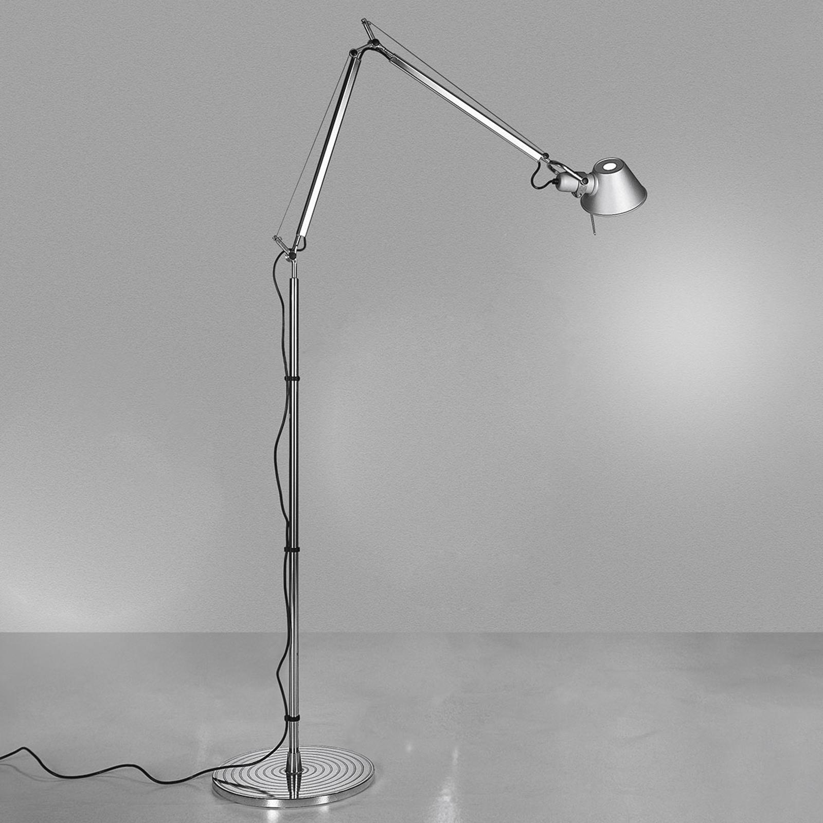 Artemide Tolomeo lampadaire LED 3000K