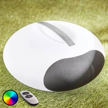 Tragbarer Lautsprecher Jupita mit RGB-LEDs