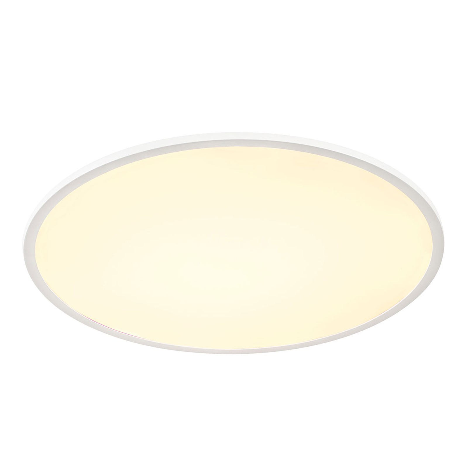 SLV Panel 60 LED-taklampe 3 000 K, hvit