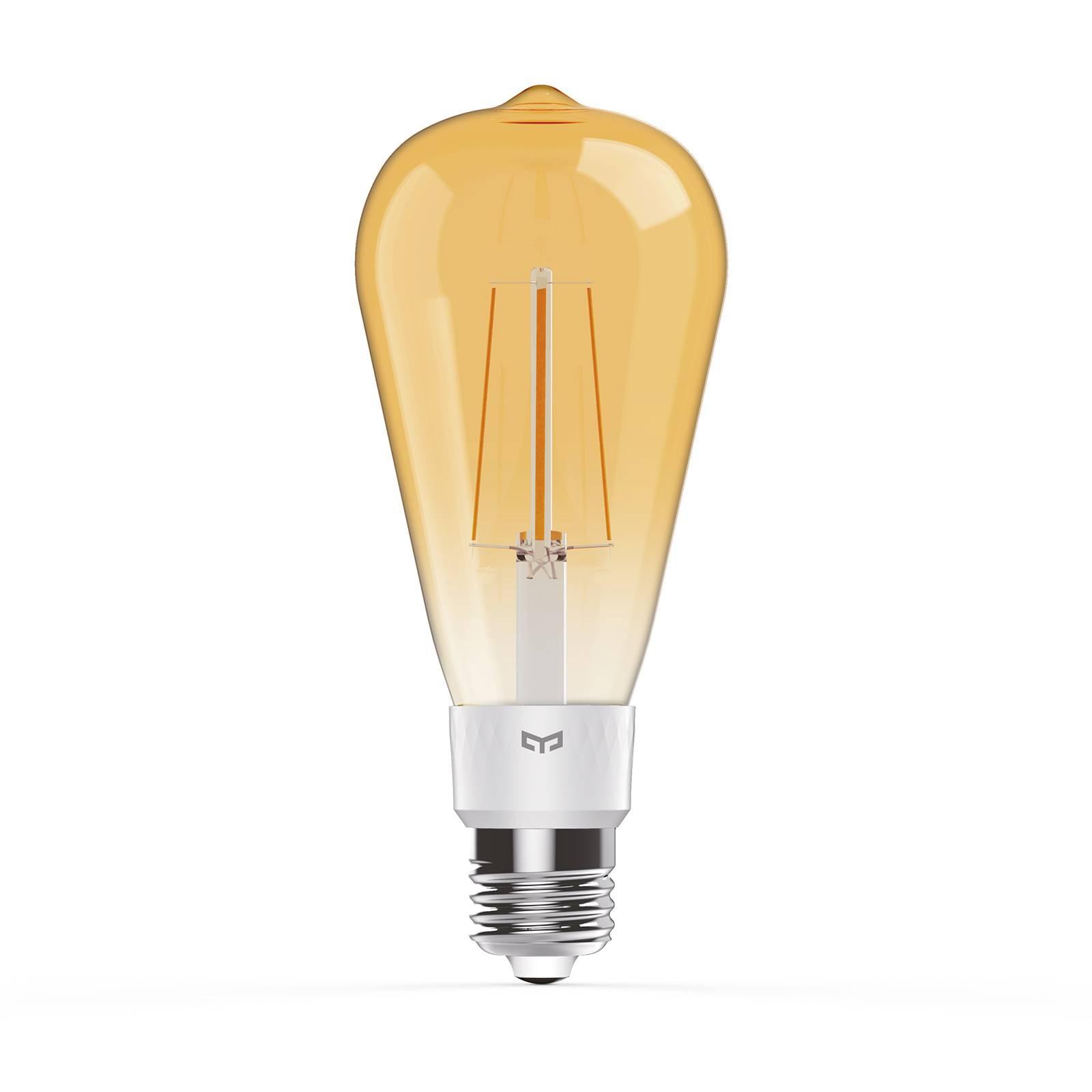 Yeelight Smart LED E27 6W filamenti 2000K dim