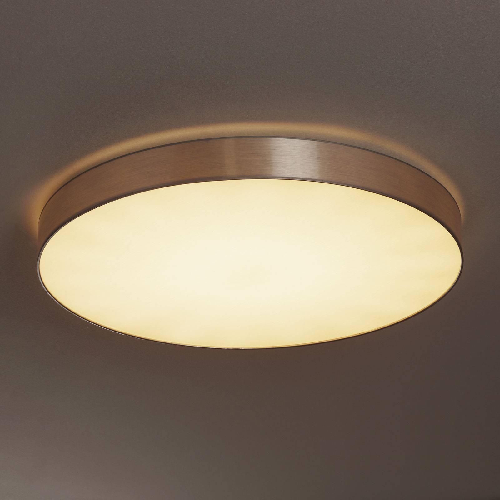 Ronde LED plafondlamp Aurelia met dimfunctie