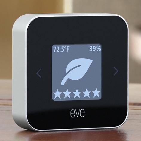 Eve Room Raumklima- und Luftqualitäts-Monitor