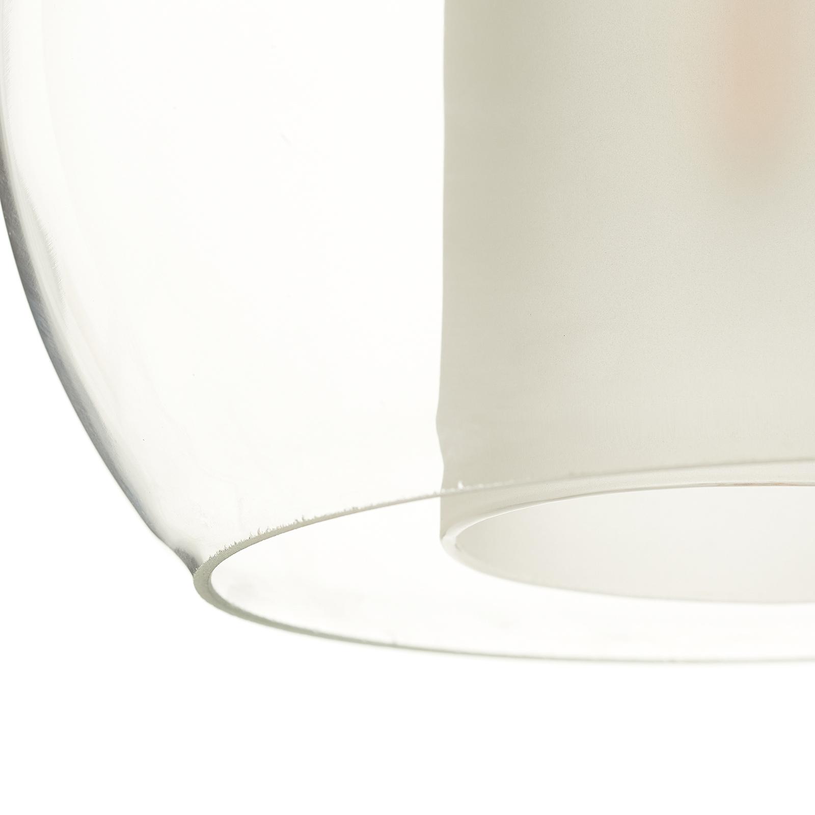 Edel glasspendellampe Bolsano | Lampegiganten.no