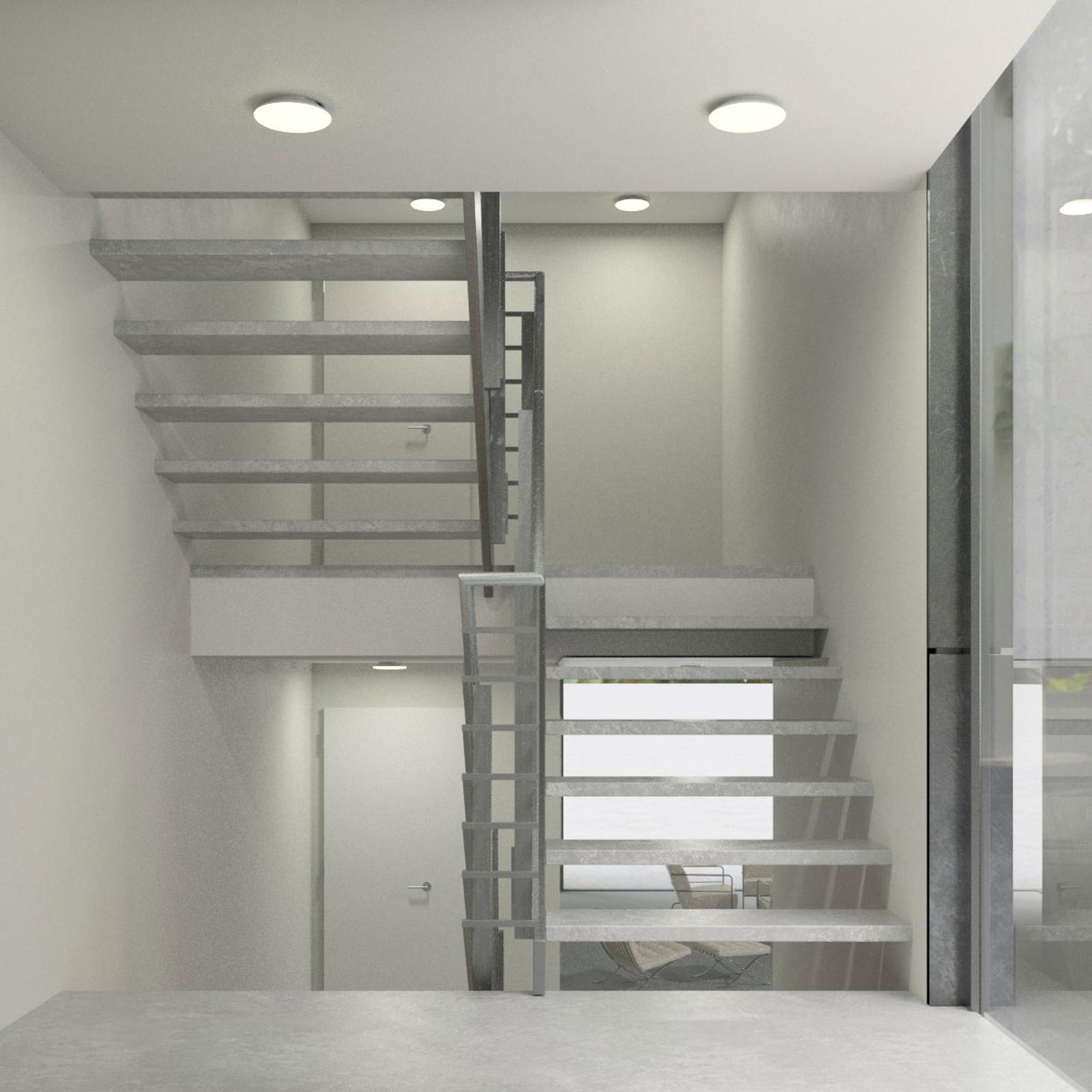 LED-Deckenlampe Azra, weiß, rund, IP54, Ø 25 cm