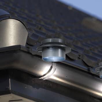 Solarna lampa do rynny dachowej LED Mistra 6 szt.