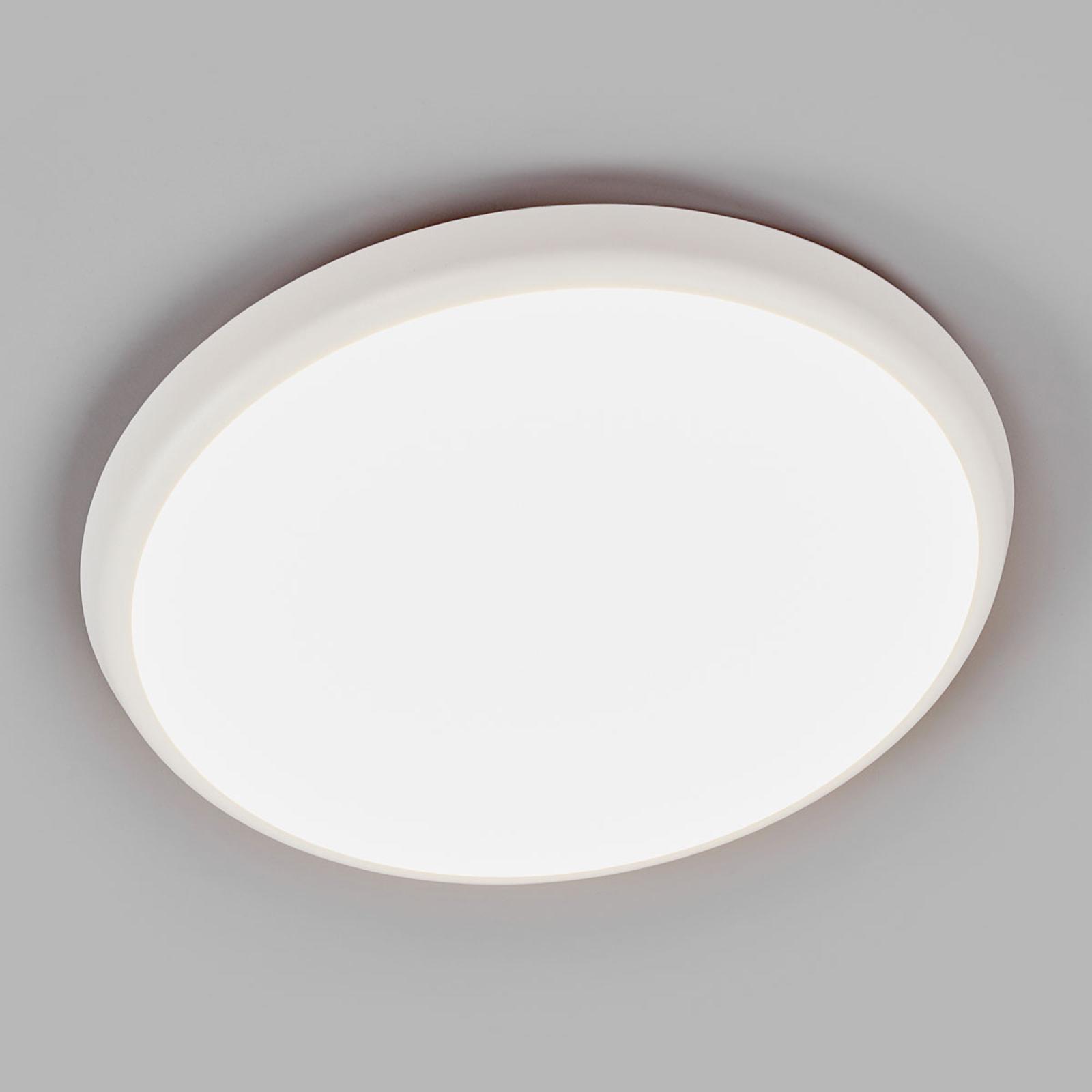 Enkel LED-taklampe Augustin, 30 cm