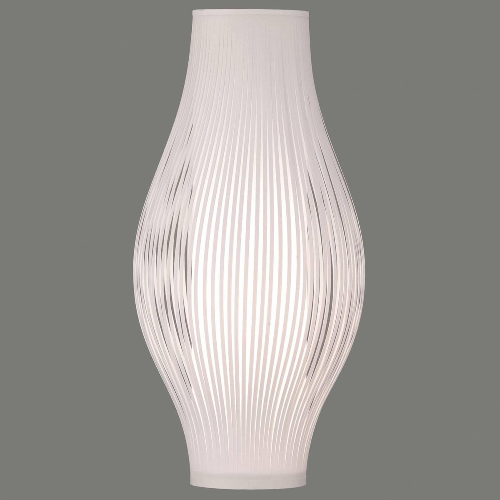 Tafellamp Murta, 71 cm, wit