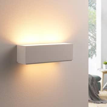 Eenvoudige Gipswandlamp Benno, G9 LED