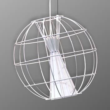 Innermost Latitude -LED-riippuvalaisin valkoinen