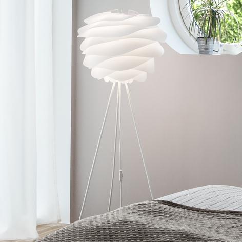 UMAGE Carmina gulvlampe Tripod i hvit