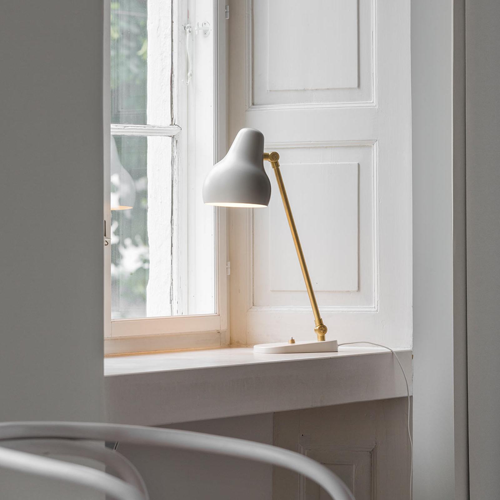 Witte design LED tafellamp VL38