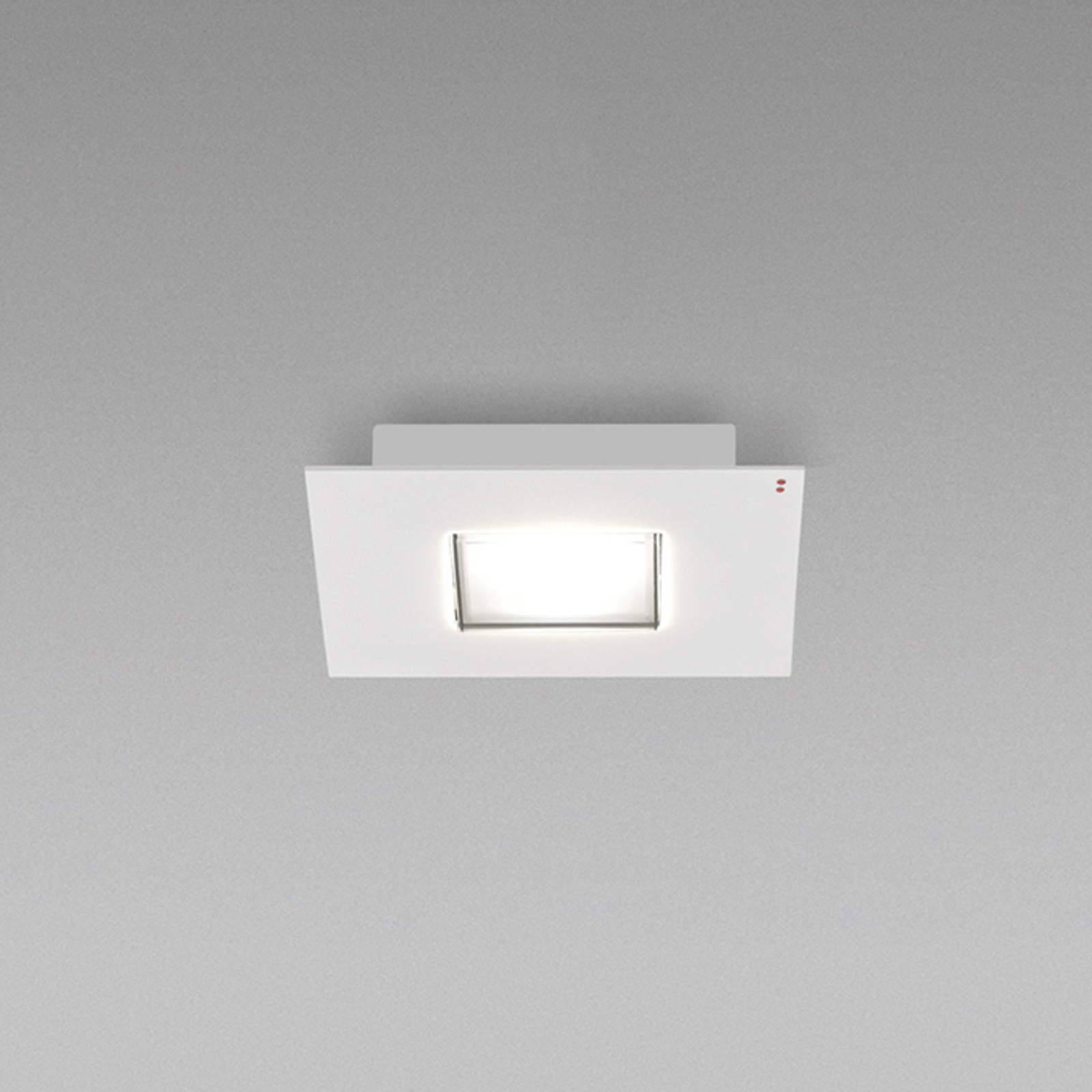 Plafoniera LED quadrata Quarter