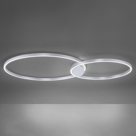 Paul Neuhaus Q-KATE plafonnier LED, 125cm