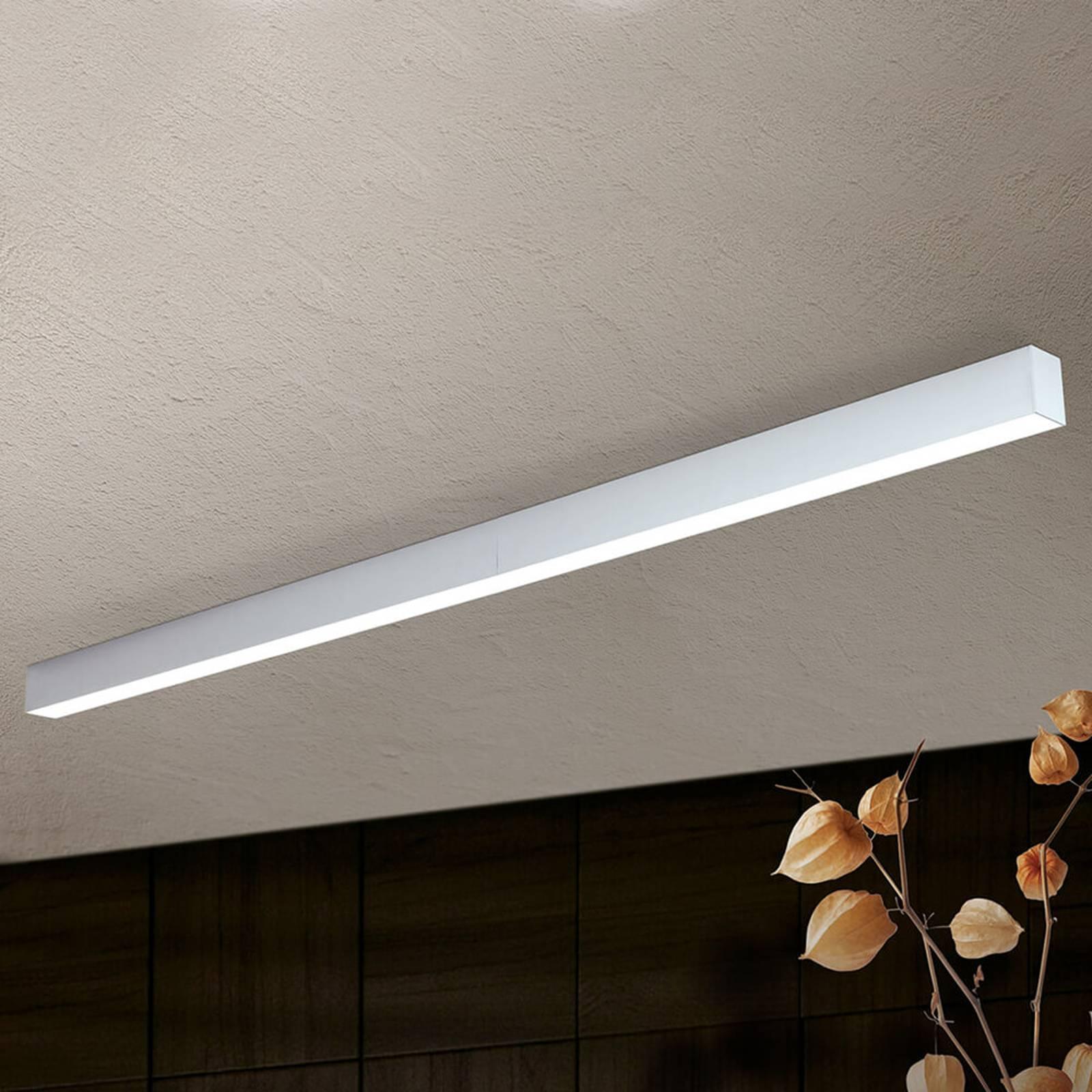 Lampa sufitowa LED Sando z zestawem, 114 cm