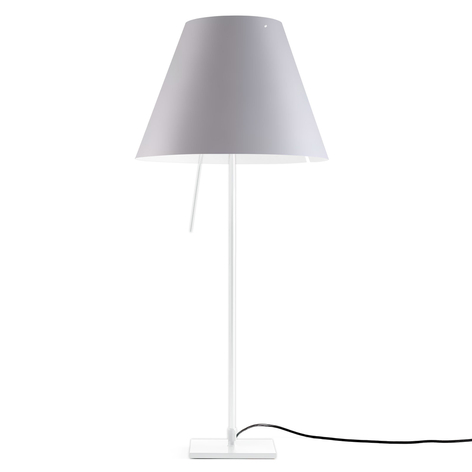 Luceplan Costanza bordlampe D13if hvid
