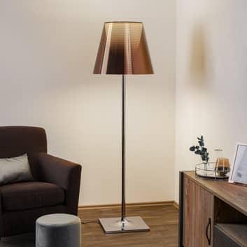 Elegant golvlampa KTRIBE F3 från FLOS