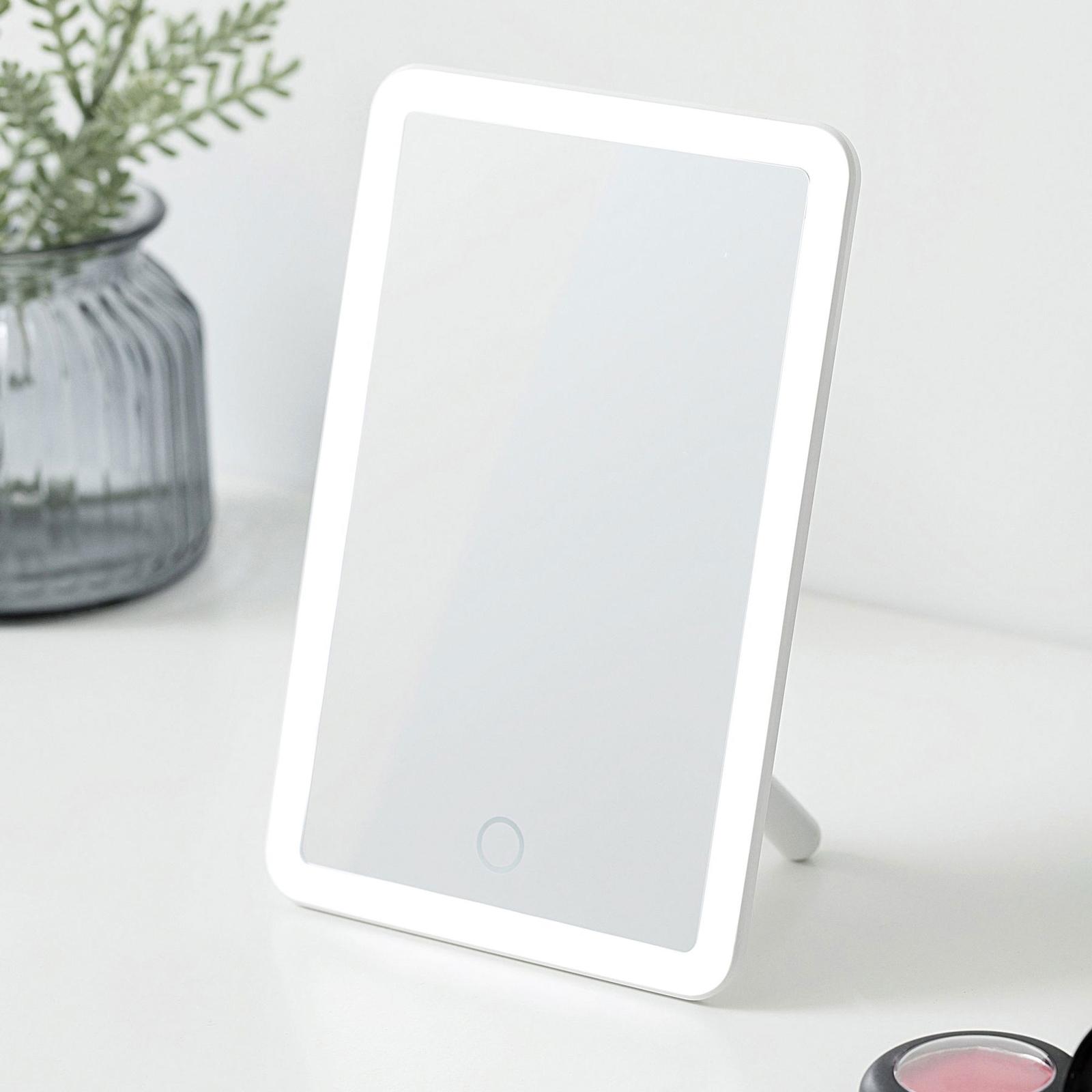 Pauleen Mirror Charming LED-sminkespeil