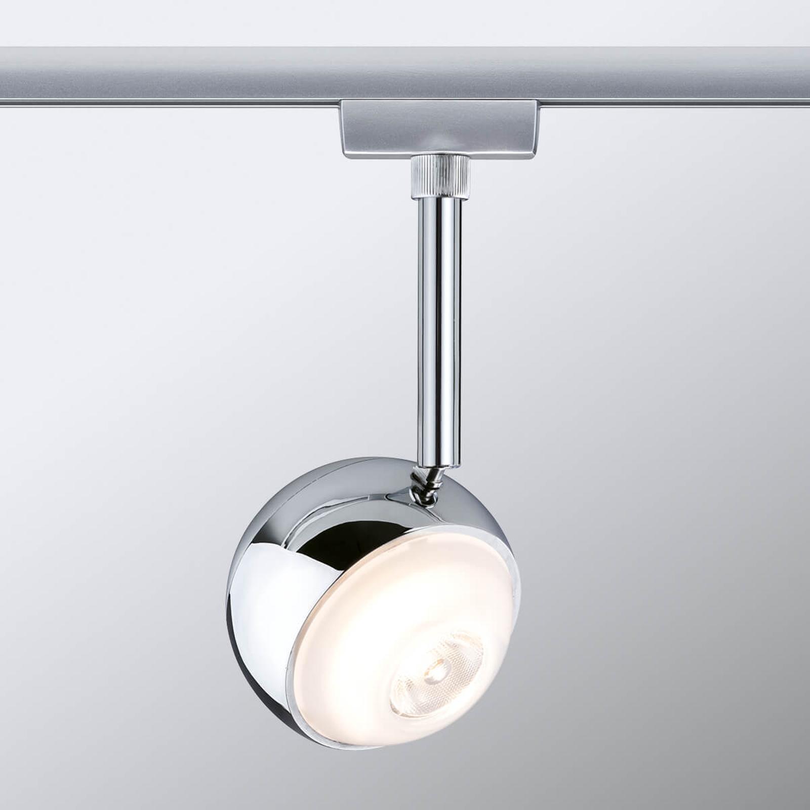 Paulmann URail Capsule II LED-Spot, chrom matt