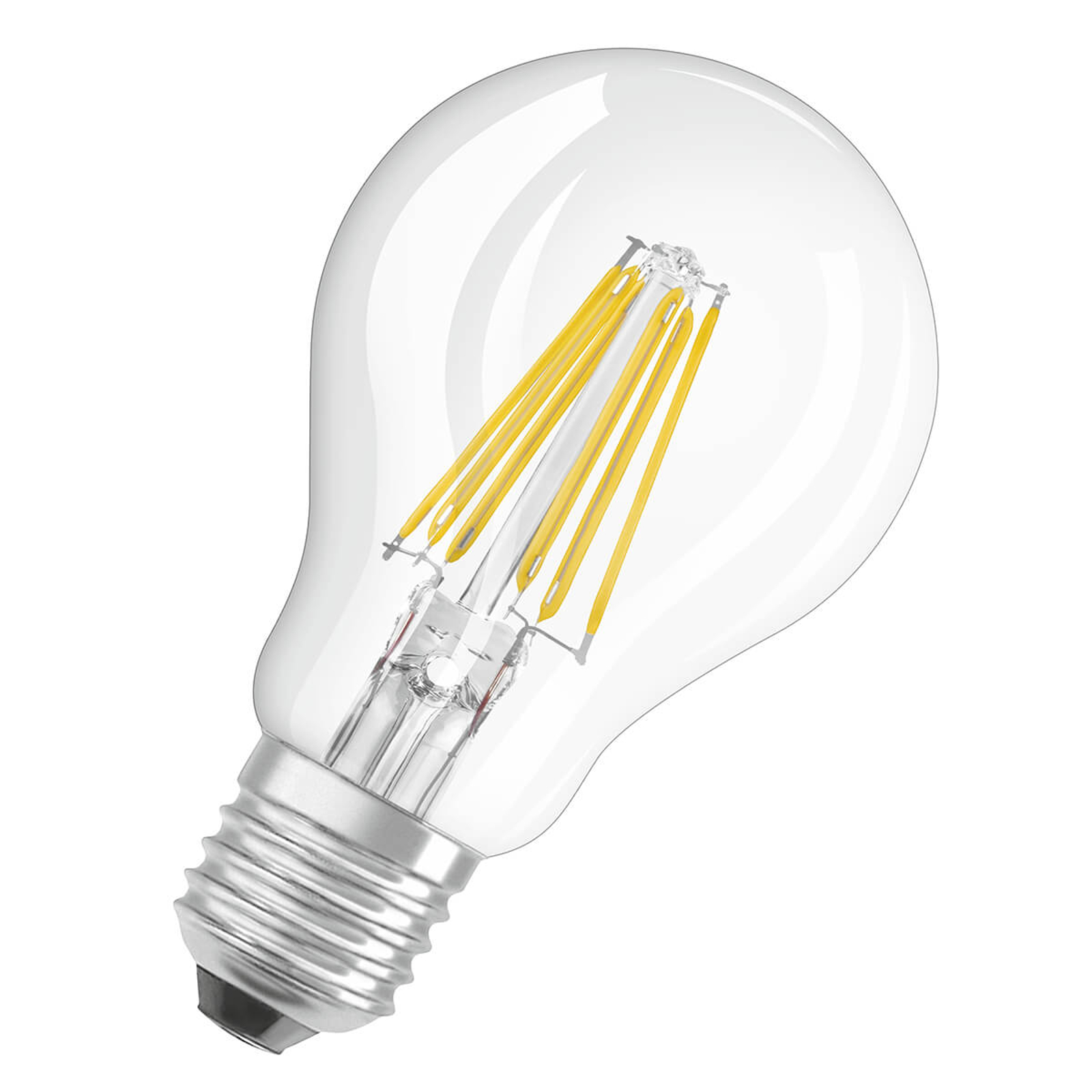 Ampoule LED filament E27 8W, blanc chaud, 1 055 lm