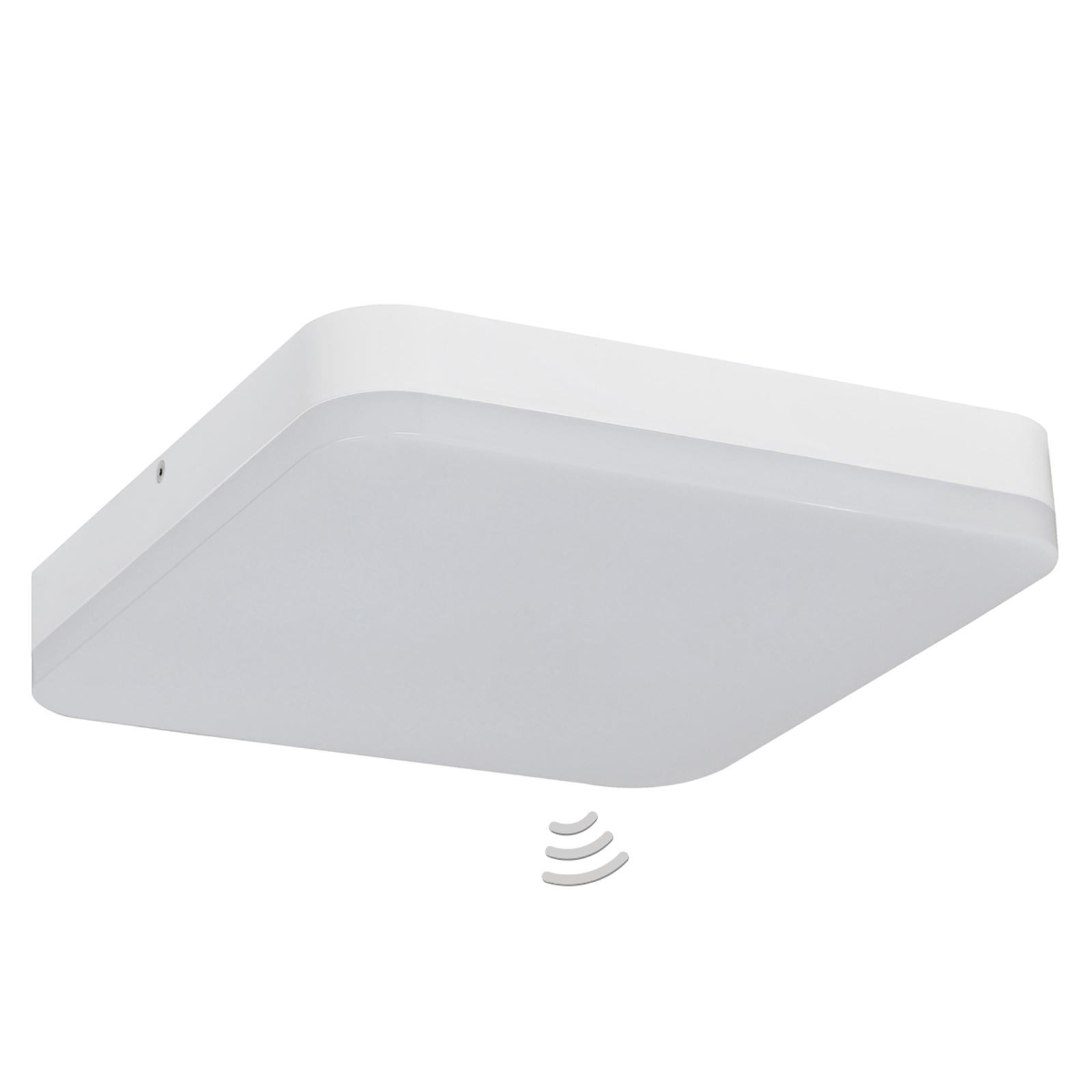 Mit Sensor - LED-Deckenlampe Office Square