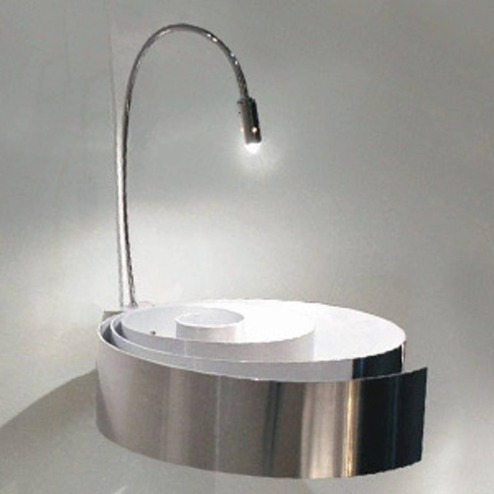 Exclusieve wandlamp Spirale, 35 cm