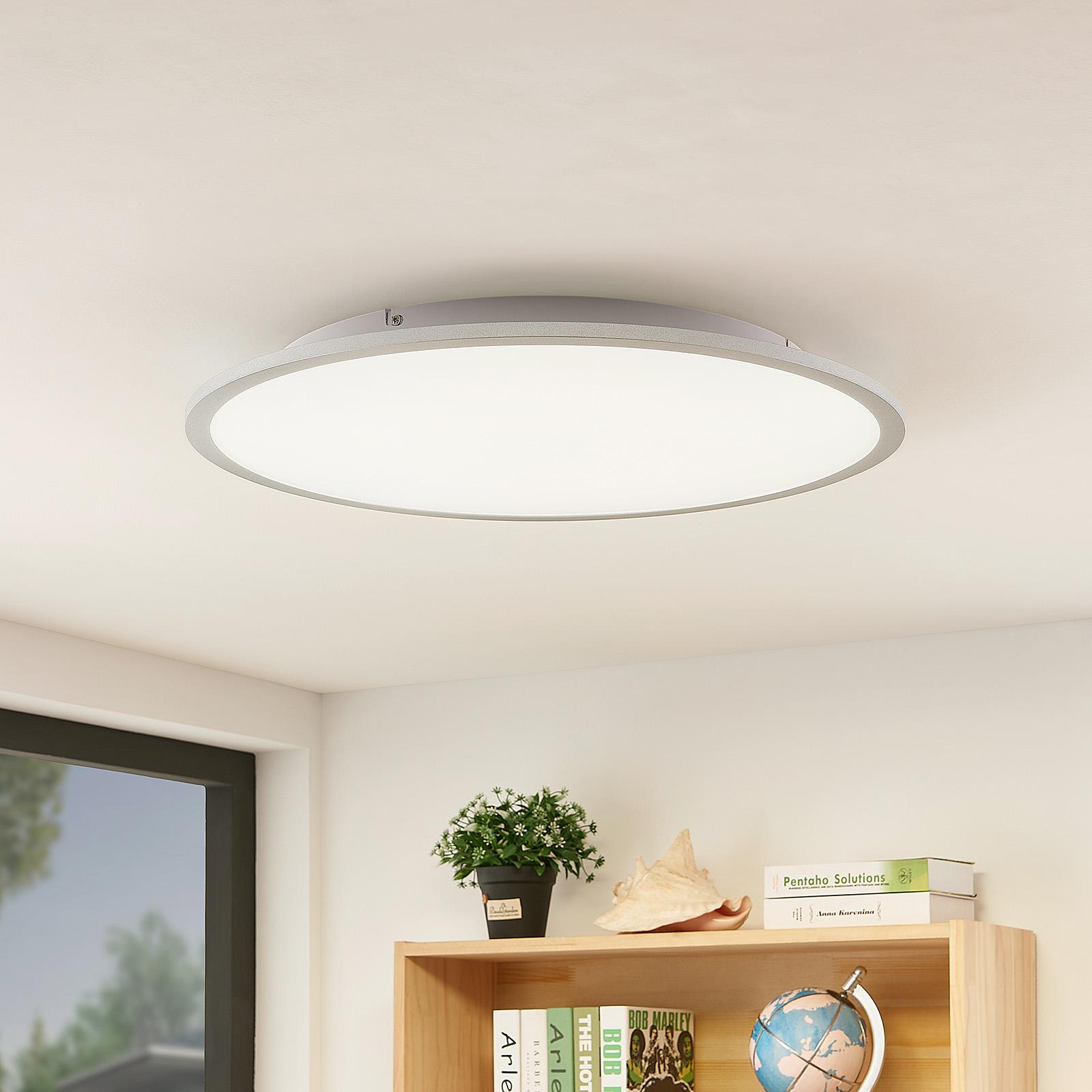 Lindby Narima LED plafondlamp, 4.000 K, Ø 60 cm