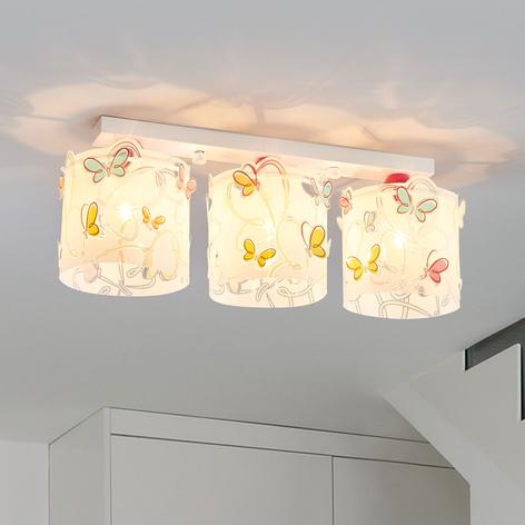 Deckenlampe Butterfly fürs Kinderzimmer