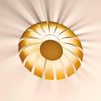Vergoldete LED-Designer-Deckenleuchte Loto