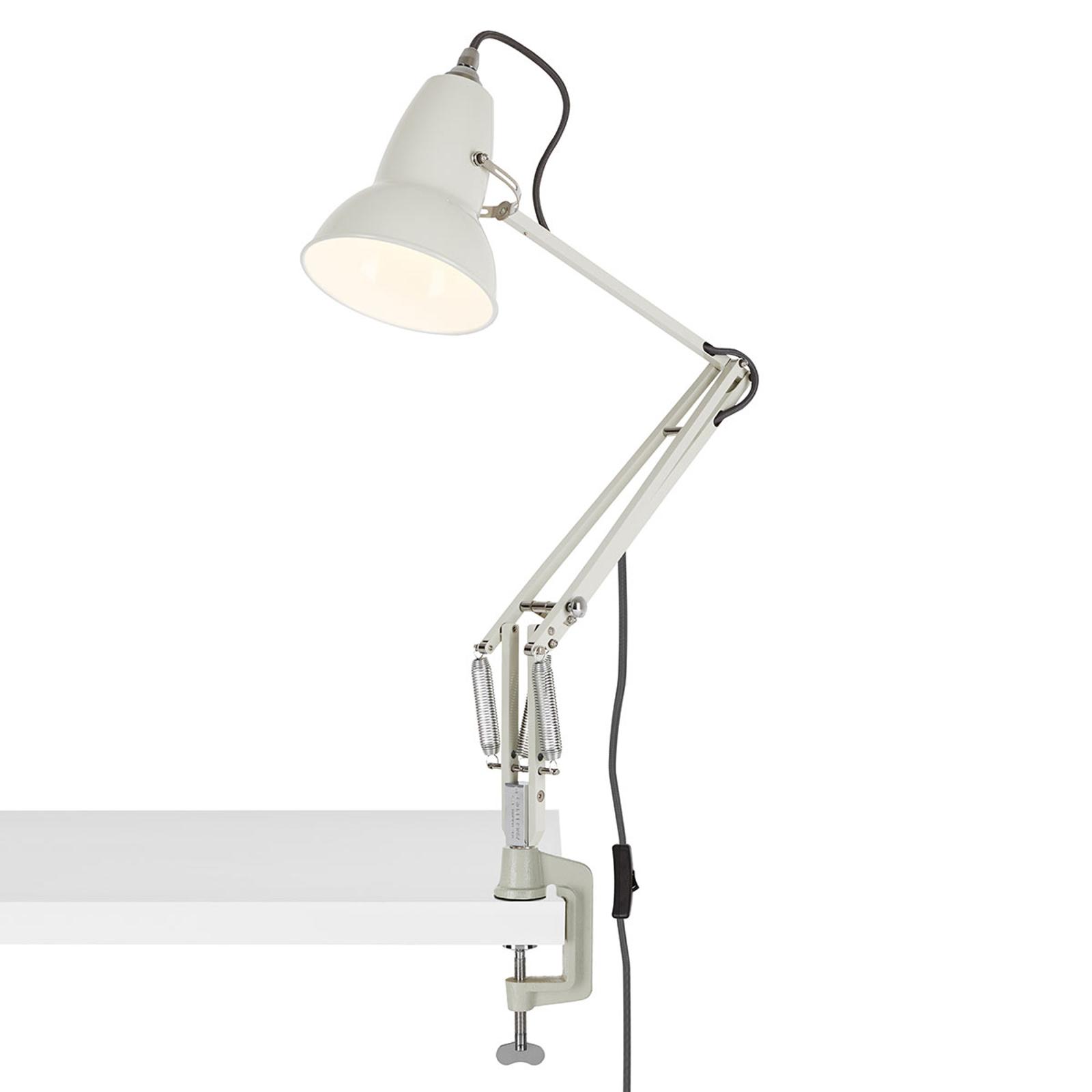 Anglepoise Original 1227 kläm-bordslampa vit