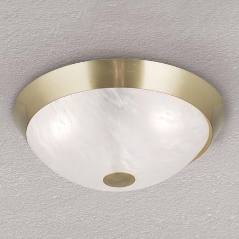 Klasické stropní světlo Jaya se stínidlem