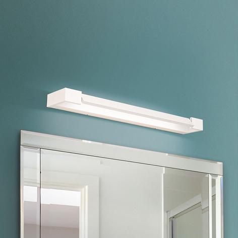 LED da specchio Marilyn, bianco, orientabile