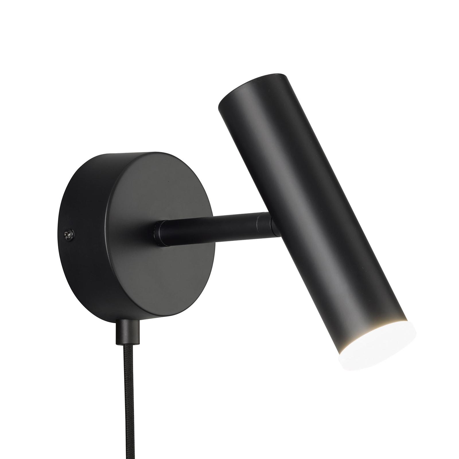 Schöner Wohnen Stina applique LED, noire