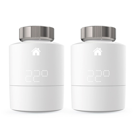 tado° Smart Heizkörper-Thermostat Duo Pack SRT-2